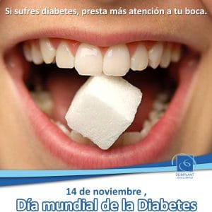 Diabetes y salud dental